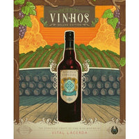 Vinhos Deluxe (Kickstarter Edition) - Board Game - The Dice Owl