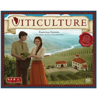Viticulture Essential Edition - Board Game - The Dice Owl