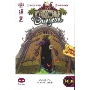 Welcome to the Dungeon - Board Game - The Dice Owl