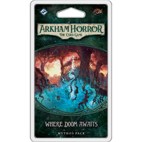 Arkham Horror: The Card Game - Where Doom Awaits - Board Game - The Dice Owl