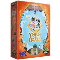 Yokohama - Board Game - The Dice Owl