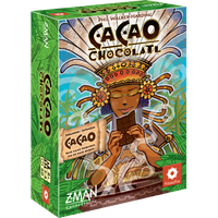 Cacao: Chocolatl - Board Game - The Dice Owl