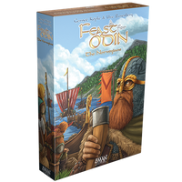 A Feast For Odin: the Norwegians (Pre-Order) - Board Game - The Dice Owl