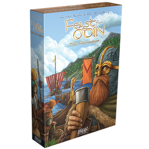 Feast for Odin: The Norwegians | Board Games Dice Owl