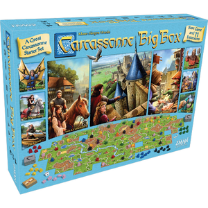 Carcassonne: Big Box (2017) - Board Game - The Dice Owl