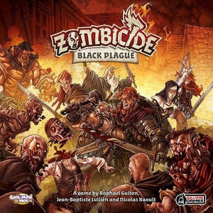 Zombicide: Black Plague - Board Game - The Dice Owl