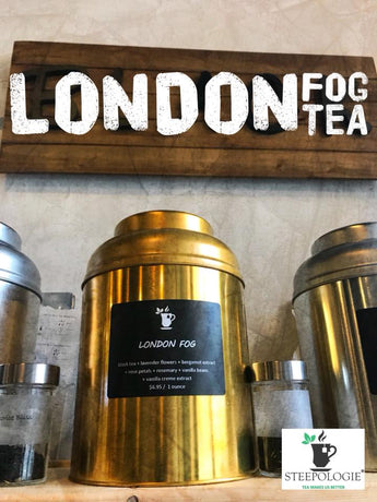 NEW: London Fog!