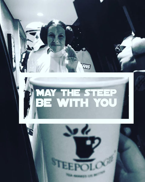 May the Steep Be With You!