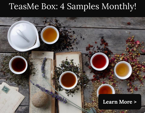 TeasMe Box is here!