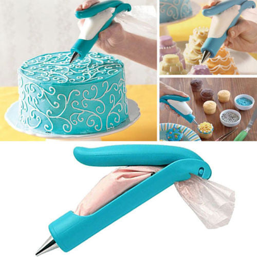 Cake Decorating Pen Tool Kit - Bakers Apron