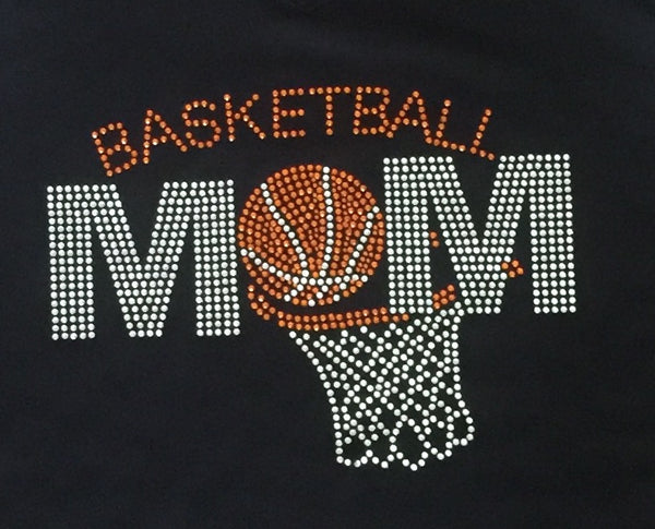 Basketball Mom Bling