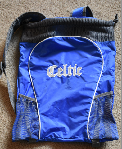 Celtic - Rig Backpack with Embroider Logo