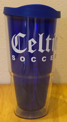 BSA Celtic Soccer - 24 Ounce Tumbler