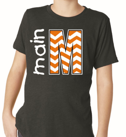 Main Elementary - M Main Design - Clearance (AL & A2XL Only)