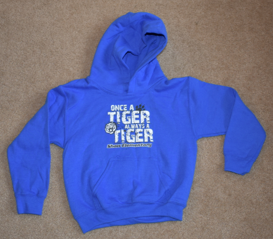 Shaw Elementary - Clearance - Tiger - Hoody