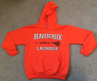 Beavercreek Girls Lacrosse - Hoody (3 Color Options) - Clearance