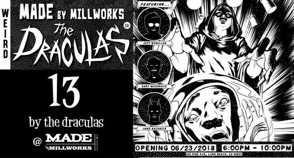 13 an Art Show by the Draculas