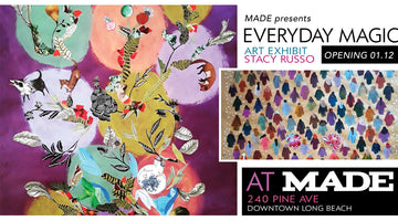 Everyday Magic Art Opening