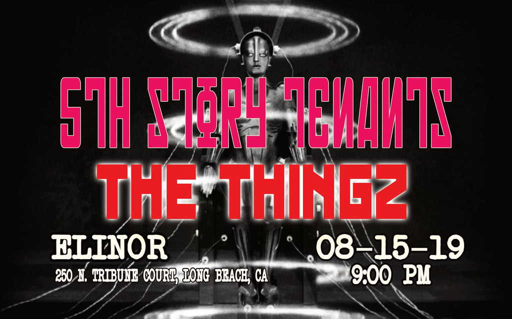5th Story Tenants and Thingz LIVE at Elinor