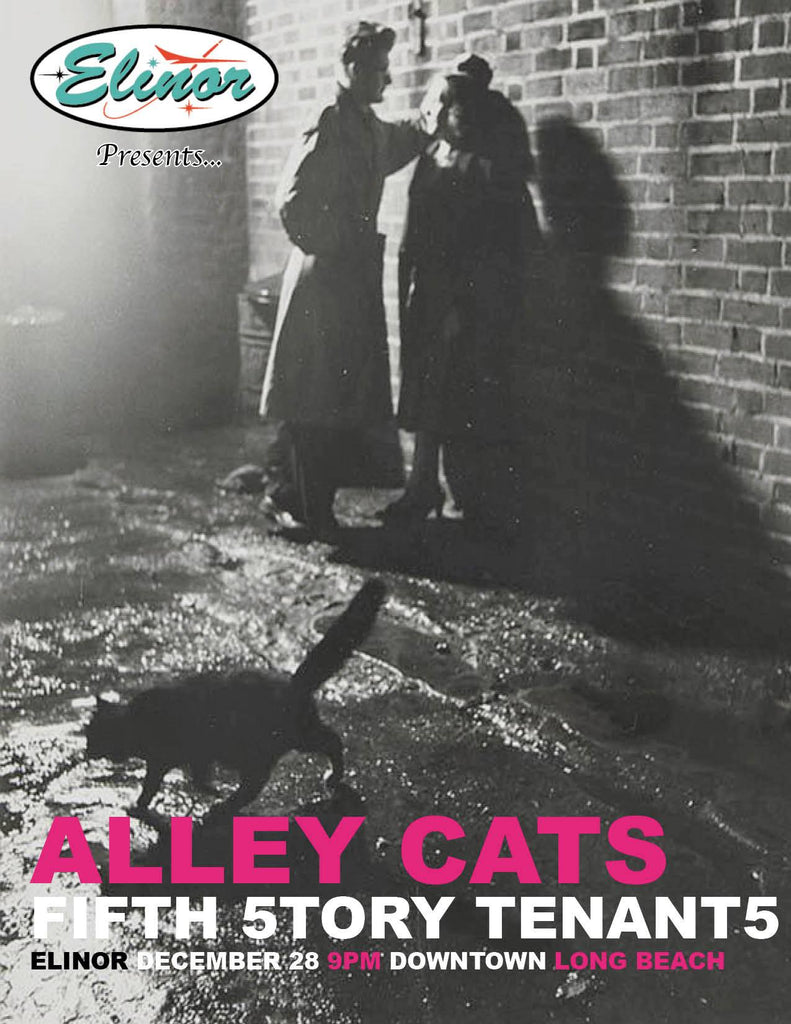 Alley Cats and Fifth 5tory Tenant5 at Elinor