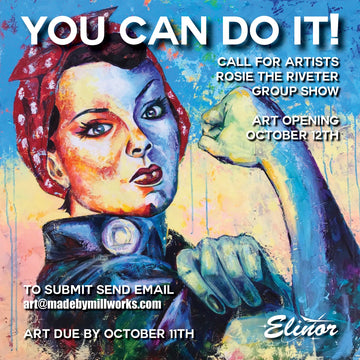 You Can Do It! - Call for Artists