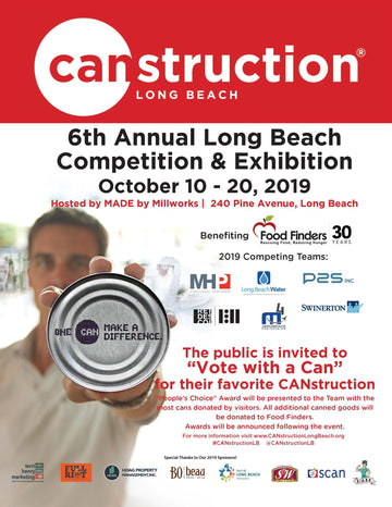 CANstruction Long Beach