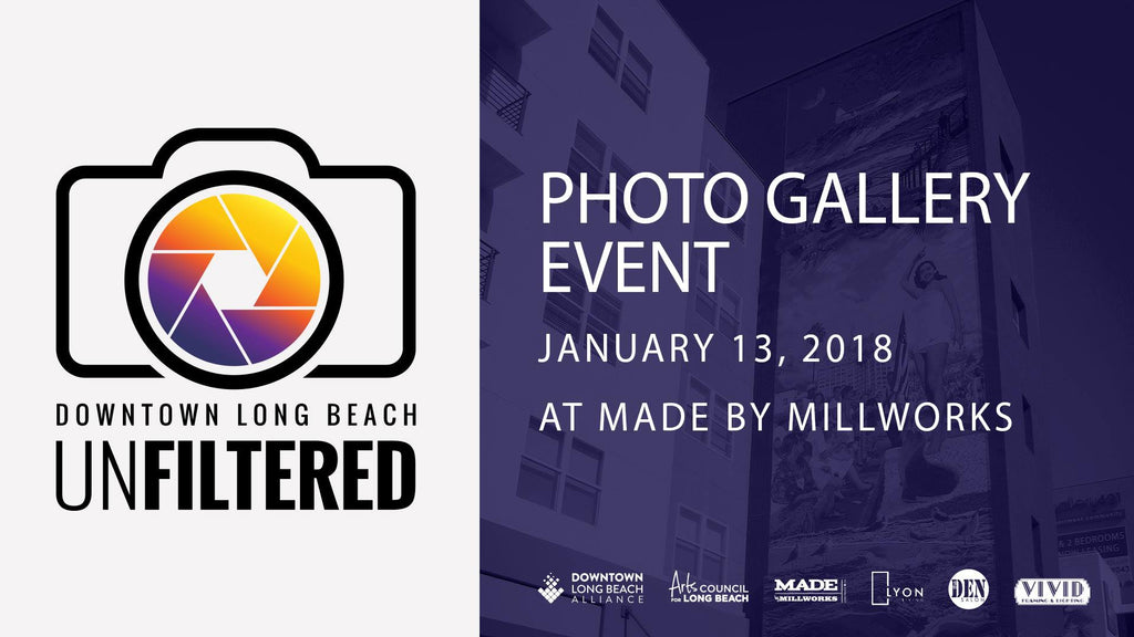 DTLB Unfiltered Gallery Event