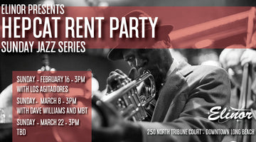 Hepcat Rent Party - Sunday Jazz Series