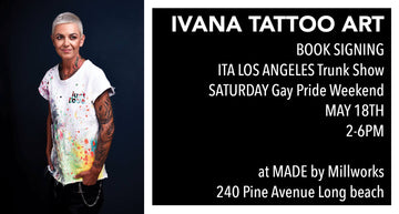 Ivana Tattoo Art Pop-Up