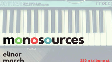 Mono Sources March Residency - Wednesdays