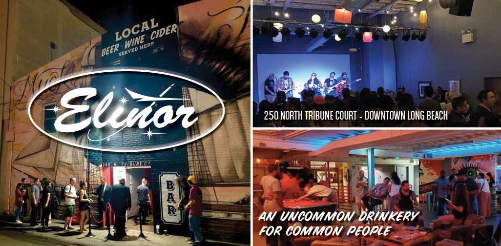 Elinor: An Uncommon Drinkery for Common People, 250 N Tribune Ct, Long Beach, CA 90802