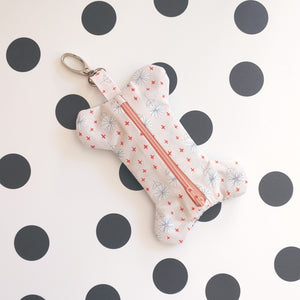 Paloma and Porkchop Doggy Doo Bags Holder