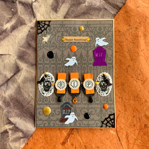 CQuinn Designs Halloween Card Collection