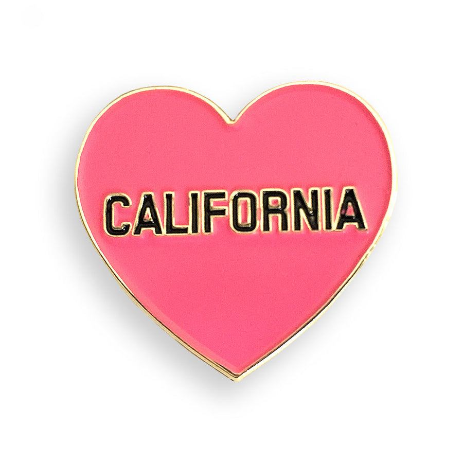 California Love Pin