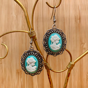 Cameo Earring Collection