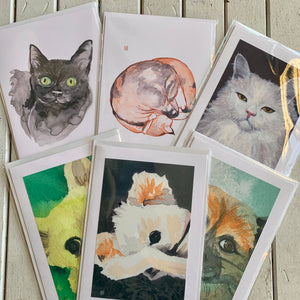 Best Friends Greeting Card Collection