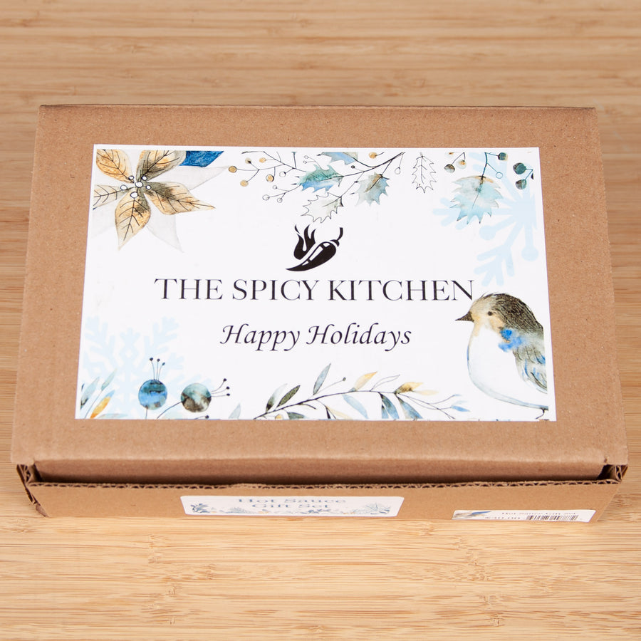 The Spicy Kitchen Hot Sauce Gift Set 3
