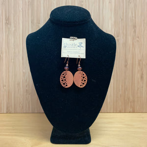 Wooden Earrings Collection