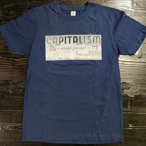 Capitalism Works for Me Unisex Tee Collection