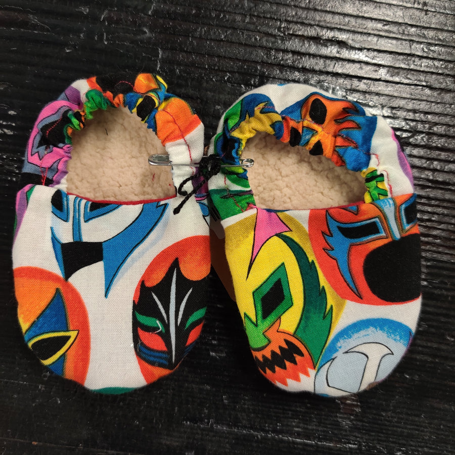 Baby Shoes Fleece Lined Collection