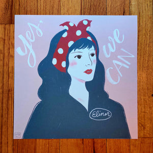 Lanny Liu Elinor Prints Collection