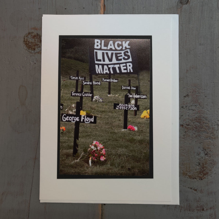 BLM Photo Cards by US Art Alliance