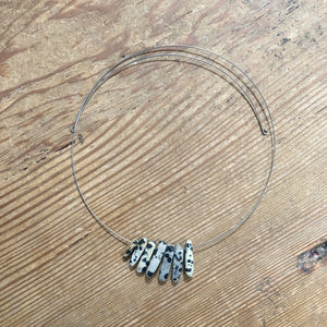 Irwin Memory Wire Necklace Collection