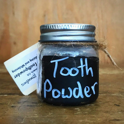 Graciela's Tooth Powder