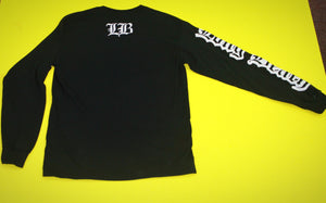 Olde English Long Sleeve Tee