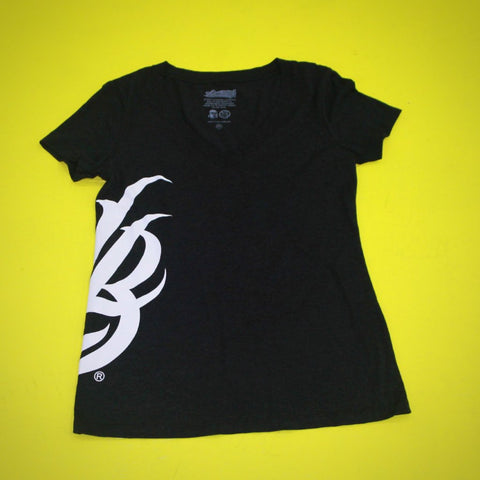 "Ladies' ""Hipster"" V-Neck Tee"
