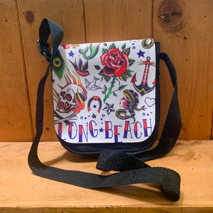 Beau Bear Long Beach Cross Body Bag Collection