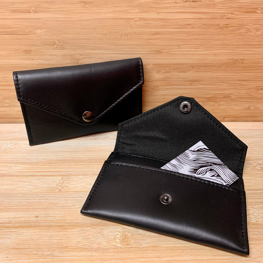 Leather Card Holder Collection