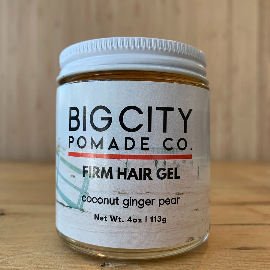 Big City Gel Pomade Collection