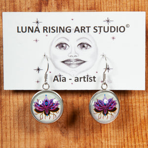 Luna Rising Earrings